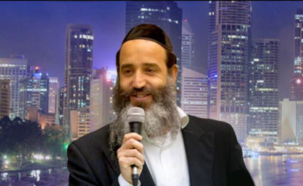 הרב יצחק פנגר (צילום: ערוץ הידברות)