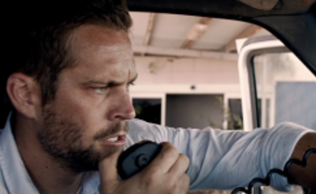 פול ווקר בסרטו האחרון (צילום: צילום מסך מתוך youtube)