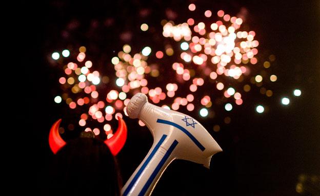 חגיגות יום העצמאות (צילום: חדשות 2)
