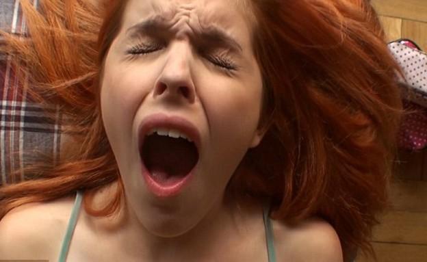 פני אורגזמה (צילום: beautiful agony)