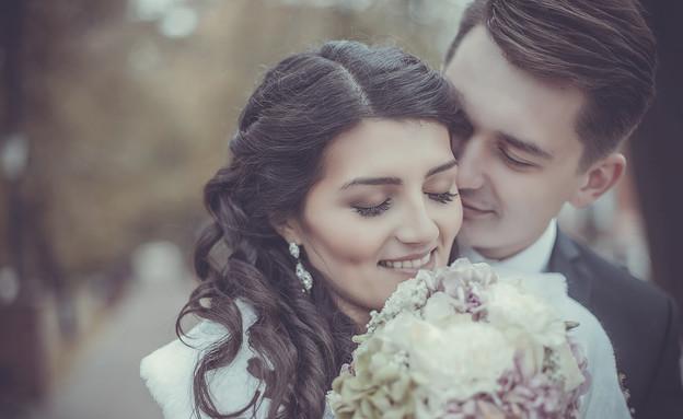 כלה וחתן (צילום: thinkstock)