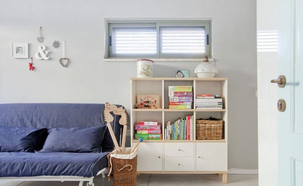 אביטל לור, חדר ילדים ארונית (צילום: הגר דופלט)