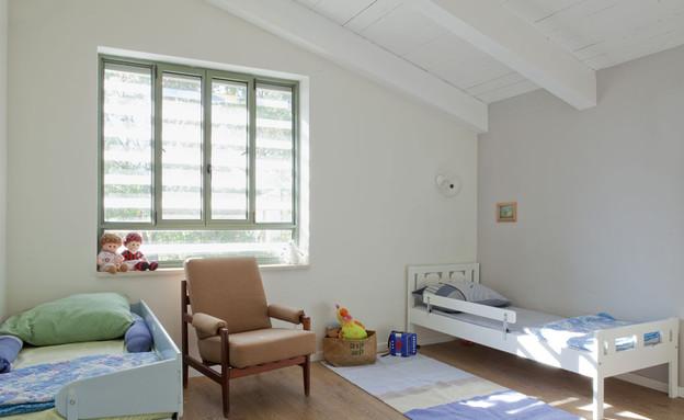 אביטל לור, חדר שינה ילדים (צילום: הגר דופלט)