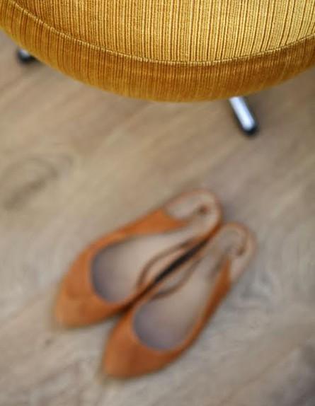 אביטל לור, חדר שינה נעליים גובה