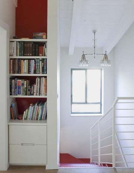 אביטל לור, מדרגות מדפים גובה