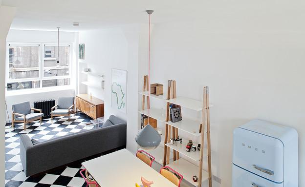 דירה בלונדון, כללי (צילום: Peter Landers)