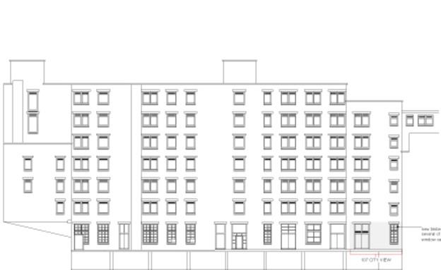 דירה בלונדון, תכנית כללית (צילום: Peter Landers)