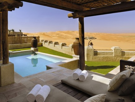 Qasr-al-Sarab, איחוד האמירויות, המלונות הכי יפים
