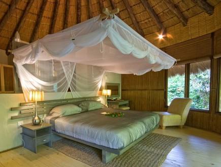 Thonga-Beach-Lodge דרום אפריקה, המלונות היפים