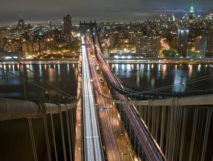 מגשר מנהטן, תמונות מלמעלה
