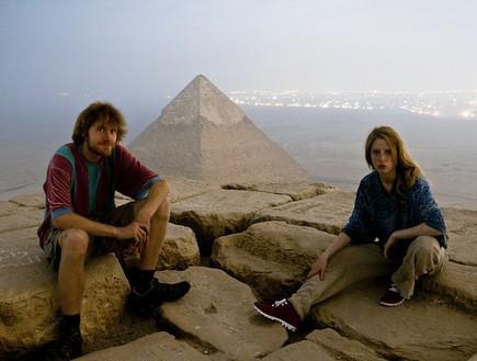 פירמידה, תמונות מלמעלה