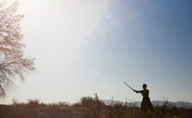מיי פיינגולד בקליפ Same Heart (צילום: דיוויד סוויני)