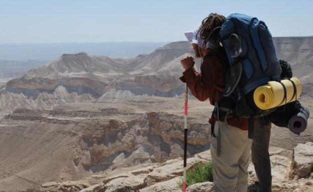 אסף בן שושן, מכורים לטיולים בארץ (צילום: באדיבות אסף בן שושן)