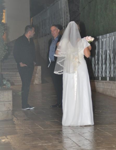 עמנואל רוזן חתונה (צילום: צ'ינו פפראצי)