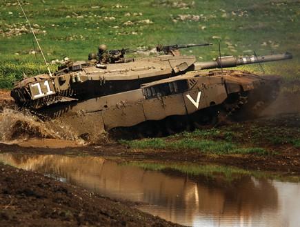 טנק מרכבה סימן 3