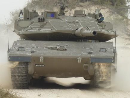 טנק מרכבה סימן 4