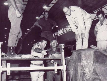 ישראל טל בשנות השבעים