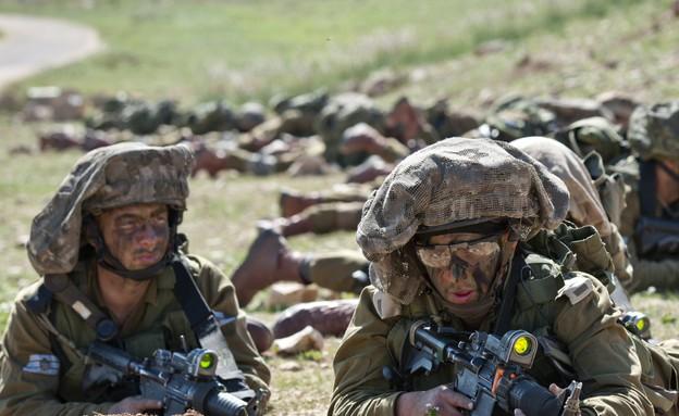 """סדרת מלחמה בצנחנים (1) (צילום: דובר צה""""ל)"""