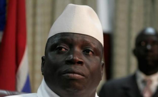 נשיא גמביה יחיא ג'מה (צילום: אימג'בנק/GettyImages, getty images)