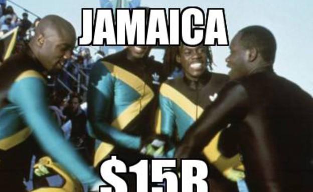 ווטסאפ יקרה יותר מג'מייקה