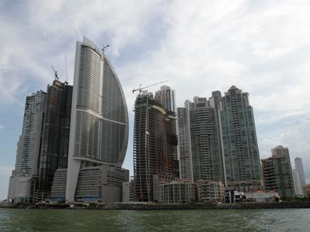 השוק המתפתח של פנמה סיטי (צילום: AP)