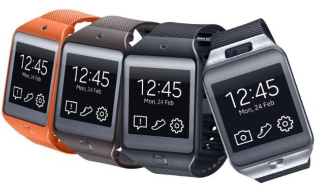 השעונים החכמים Galaxy Gear 2 Neo ו-Galaxy Gear 2