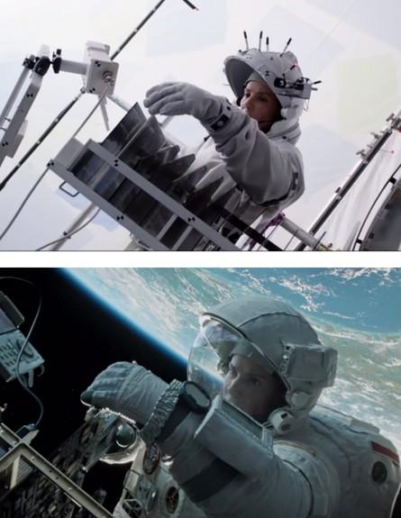 אפקטים בסרטים (צילום: צילום מסך מתוך Youtube)