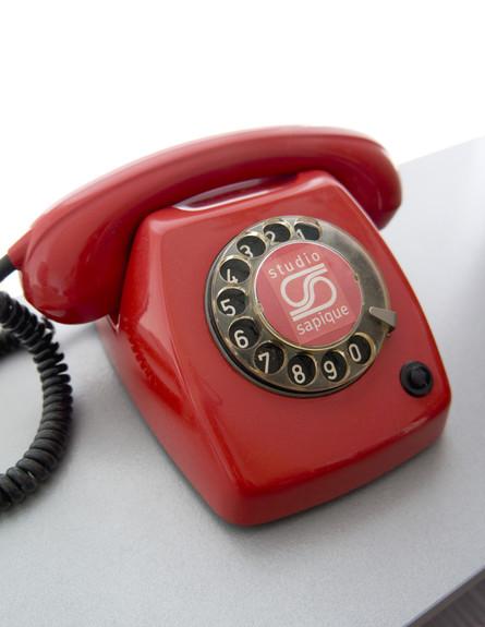 ג'ודית דה גרף, חדר עבודה טלפון גובה