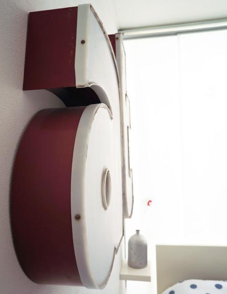 ג'ודית דה גרף, חדר שינה אות גובה
