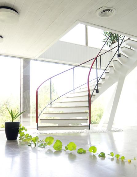 ג'ודית דה גרף, מדרגות גובה