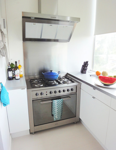 ג'ודית דה גרף, מטבח תנור גבוה