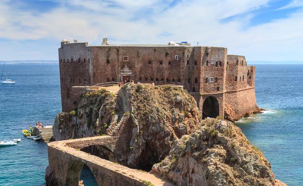 המבצר בפורטוגל, הכי בעולם 2 (צילום: flickr user: warl0rd  )