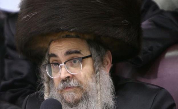 """האדמור מסאטמר (צילום:  באדיבות """"כיכר השבת"""")"""