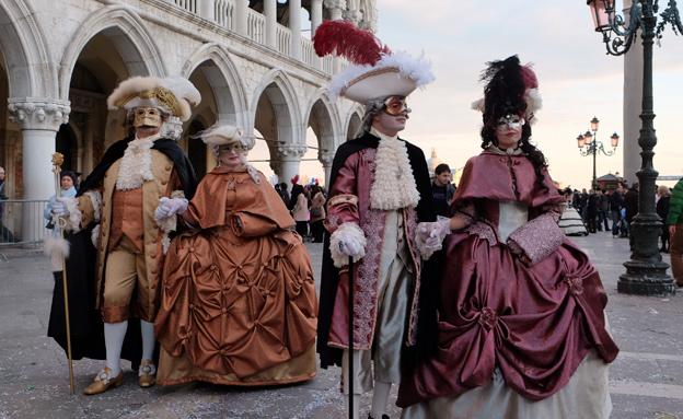 וונציה : מסתתרים בעבר (צילום: רויטרס)