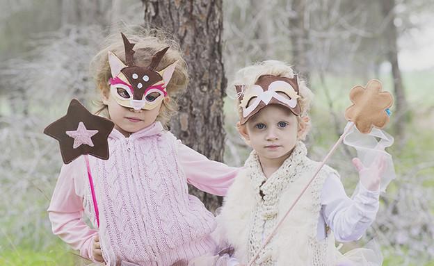 סדנאות, תחפושות, נסיכות (צילום: נוי קנטור)