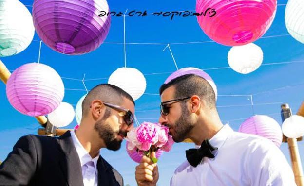 עדי אמר הפקות חתונות גאות (צילום: פוקסיה ארט גרופ)