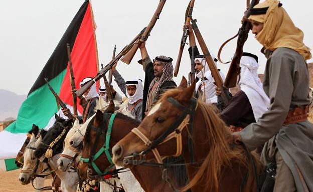 שחזור המרד הערבי