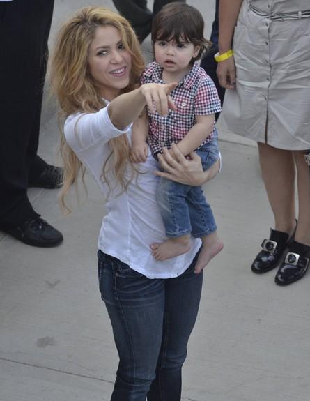 שאקירה והבן