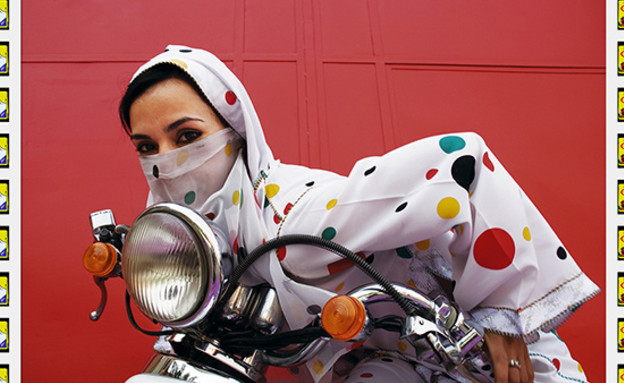 האופנועניות של מרוקו (צילום: חסן חג'אג' )