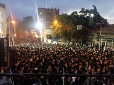 רחובות ירושלים יתמלאו מפגינים? ארכיון (צילום: ישי כהן, כיכר השבת)