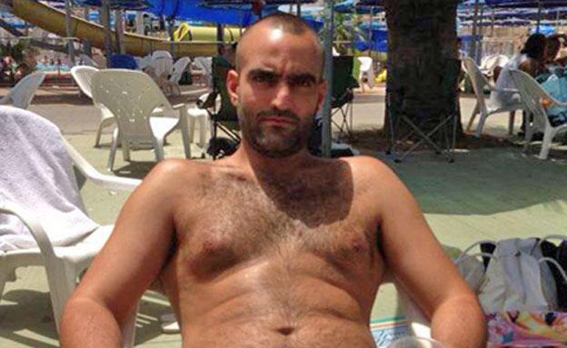 פליסיאן לפני המעצר (צילום: פייסבוק)