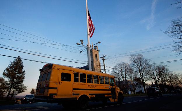 """ארה""""ב: סב אסף את הילד הלא נכון מבית הספר (צילום: רויטרס)"""