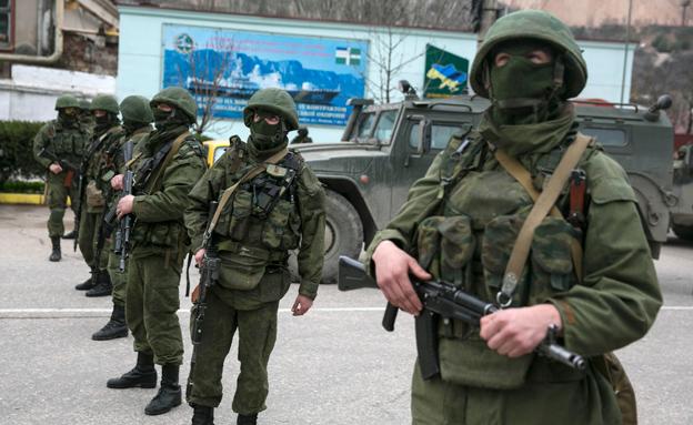 """""""אוקראינה הכריזה על גיוס כללי"""""""