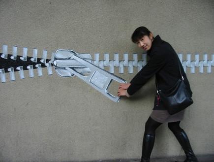 עוד אמנות רחוב ביפן