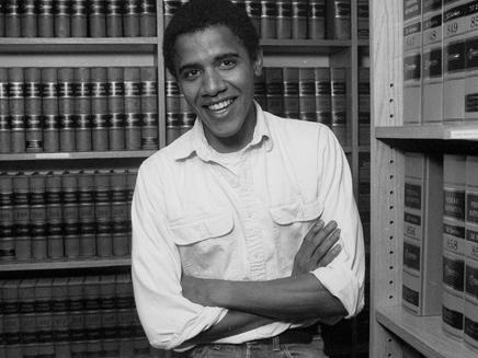 הווידאופדיה: ברק אובמה (צילום: AP)