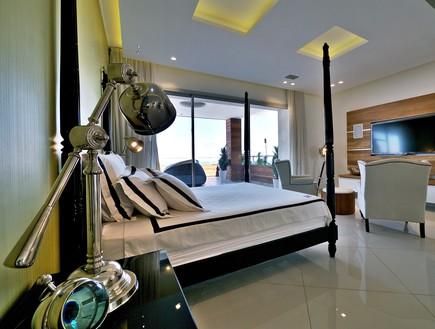 הבית באילת, חדר מיטה
