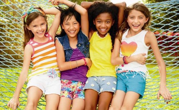 בגדי ילדים - the children's place (צילום:  יחסי ציבור )