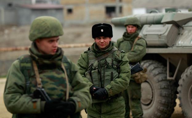 אוקראינה (צילום: חדשות 2)