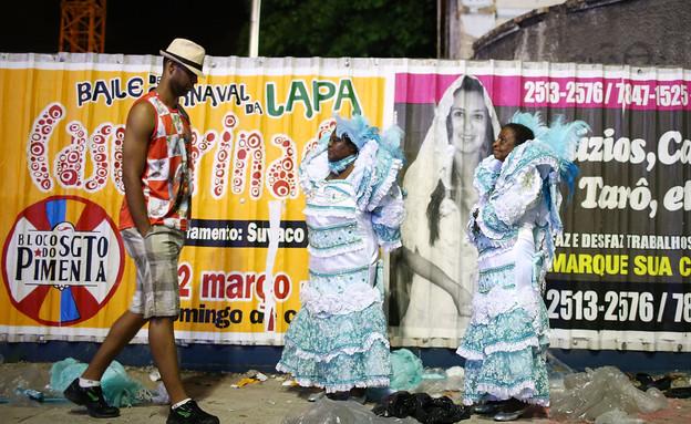 קרנבל ברזיל 2014 (צילום: Mario Tama, GettyImages IL)