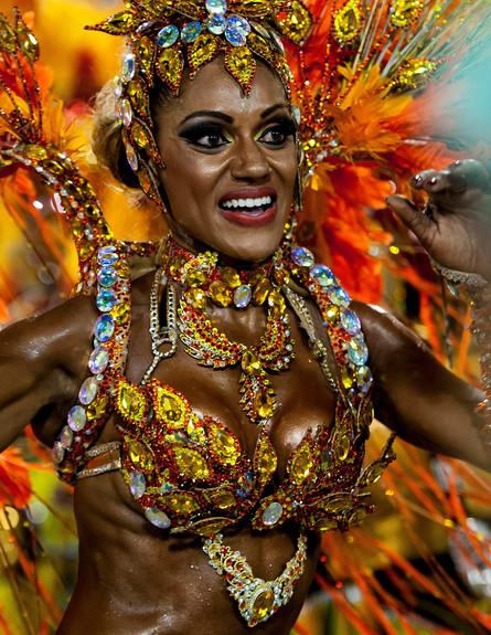 קרנבל ברזיל 2014 (צילום: Buda Mendes, GettyImages IL)